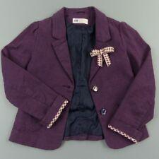 Girls clothing Coat , Jacket Autumn , Winter  Size 6-7 years H&M