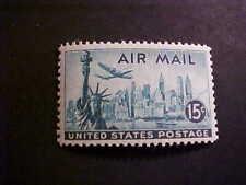 Scott # C-35 New York Skyline Unused OGNH