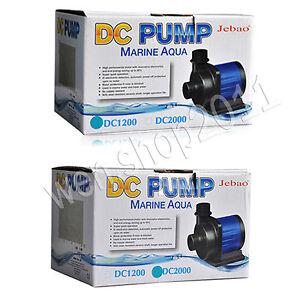 Genuine Jebao DC Variable Flow Aquarium Pump + Controller Marine / Fresh water