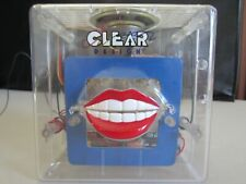Rare Vintage Blabber Mouth Radio 1985 Mouth moves with music
