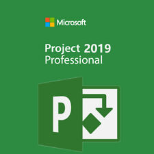 MS PROJECT  2019 PROFESSIONAL GENUINE PRODUCT KEY + DOWNLOAD LINK FOR 1 PC