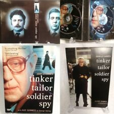Tinker, Tailor, Soldier, Spy (DVD, 2004, 3-Disc Set) Excellent!!  Free Shipping!