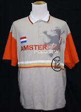 AMSTERDAM POLO White Widow Division 12 Champs Koninkrijk der Nederlanden 4XL