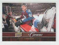 (70848) 2012-13 UPPER DECK CANVAS GABRIEL LANDESKOG #C25