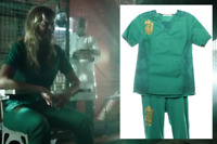 Killjoys Calvert Anastasia Phillips Screen Worn Supermax Prison Uniform Ss 5