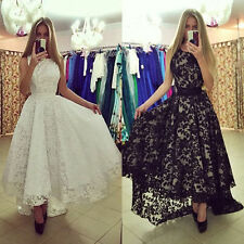 Crew Neck Ballgowns Floral Regular Size Dresses for Women