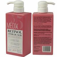 Anti-Sagging Retinol Cream for Crepey Wrinkles and Sun Damaged Skin