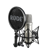 Rode NT1-A Studio Vocal Recording Kit