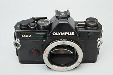 Olympus OM-2 Spot / Program 35mm SLR Film Camera Body Only, Black, OM2