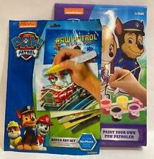 NEW PAW PATROL Activity packs for School Holiday Fun RRP $30