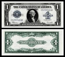 1923 $1 Large Size Silver Certificate ~Bright & Crisp~Extra Fine