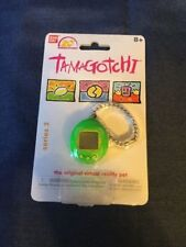 New Series 3 Tamagotchi The Original Virtual Pet Easter Basket Green 20th Annv.