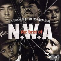 N.W.A The Best Of  The Strength of Street Knowledge CD NEW
