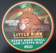 "REGGAE 7"" SLI004 Little Kirk/keety Roots-chaque Genou doit Bow-Vinyl (7"")"