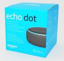 Amazon Echo Dot schwarz - 3.Generation - Smart Lautsprecher Alexa - Neu & OVP