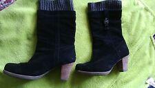 Scholl Stiefel 41 Schwarz