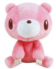 """Gloomy Bear 9"""" Sits Down Prime Plush (Pink)  Official Licensed GBPP201105"""
