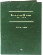 US Presidentail Dollar Folder