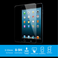 HD Clear Tempered Glass Screen Protector Film For iPad 2017/2018 Pro 9.7 Air 1/2