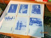 7 quaderni (6 nuovi) + 1 copertina CROCIERA AEREA TRANSATLANTICA 1930 BALBO