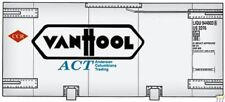 Walthers-Acc 20' Tank Container - Kit - Vanhool