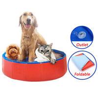 Pet Grooming Bath Pool Dog Wash Pool Large Foldable Bathtub Swimming Pool