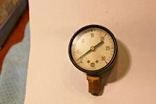 Old Usg 30 Psi Pressure Gauge 12106 1