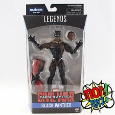 Marvel Legends Black Panther - Civil War - w/ Giant Man BAF