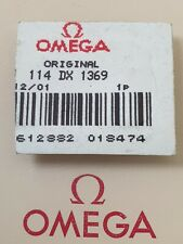 New Omega Gold Plated & Stainless Steel Bracelet Link No 114DX1369