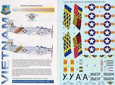 VNAF-MAC 1/48 VNAF Skyraider in early days Part 1 decals