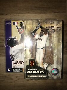 Barry Bonds SF San Francisco Giants McFarlane Series 5 Figure 2003 Baseball