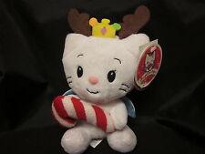 "ANGEL CAT SUGAR Yoko Shimizu Plush White 8"" Wings DAN DEE Kawaii Free US Ship"