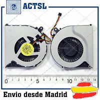 VENTILADOR para TOSHIBA Satellite C855 C855-223 4D408508S (Version 1)