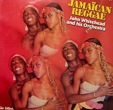 ++JONH WHITEHEAD jamaican reggae LP an chance plus VG++