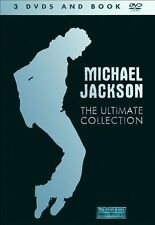 NEW Michael Jackson - The Ultimate Collection (DVD)