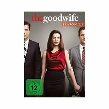 3 DVDs  * THE GOOD WIFE - STAFFEL / SEASON 2.1  # NEU OVP =