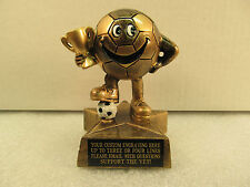 Soccer Trophy Award Lil' Buddy Free Engraving Shipped 2 Day Priority Gift Box