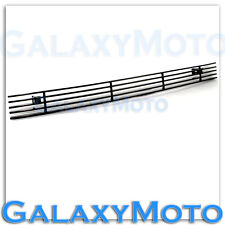 97-98 Ford F150 2WD only Glossy Black Lower Bumper 4mm Billet Grille