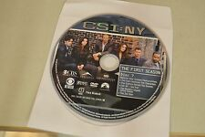 CSI NY First Season 1 Disc 7 Replacement DVD Disc Only