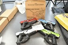 Thrill Zone nfrared Laser Tag Guns 4 Pack with Multiplayer Game