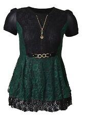 Women's Short Sleeve Sleeve Tunic Evening, Occasion Regular Tops & Blouses