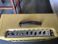 Tweed Trem-o-Lux Vintage Fender 5G9 Style Guitar Amplifier
