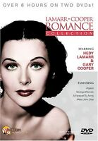 Hedy Lamarr & Gary Cooper Romance Collection