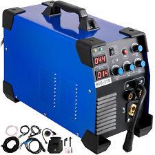 Mig Welder Welding Machine 270 Amp Igbt Mig Mma Tig 3 In 1 Welder 110v 220v