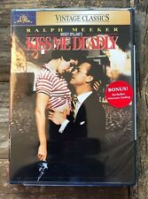 Kiss Me Deadly (DVD, 2001) NEW & SEALED