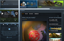 PRIME Counter-Strike: Global Offensive CSGO CS:GO Steam Account