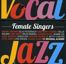 Various Artists - Perfect Vocal Jazz Collection/Fema [New CD] Germany - Import