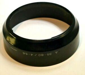 Minolta A 35-80mm f4-5.6 AF Lens Hood Shade for 49mm rim
