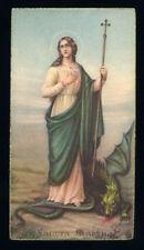 santino-holy card*ediz.NB n.523 S.MARTA