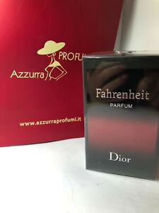 Chritian Dior Fahrenheit Le Parfum Eau De Parfum 75ml Spray